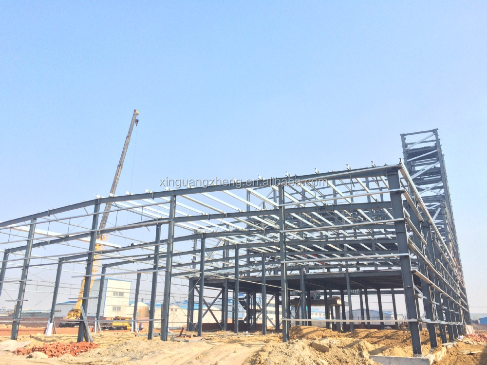 prefab steel construction for sale