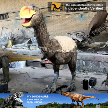 MY Dino-Amusement park decorative animatronic animals for sale