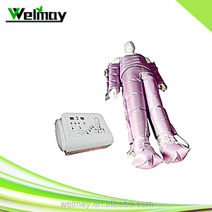 hot sale vacumterapia presoterapia body cleanse detox machine