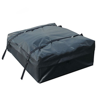 Custom waterproof car roof top cargo carrier car roof bag