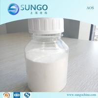 Detergent Chemical Sodium Alpha Olefin Sulfonate AOS 92% Powder
