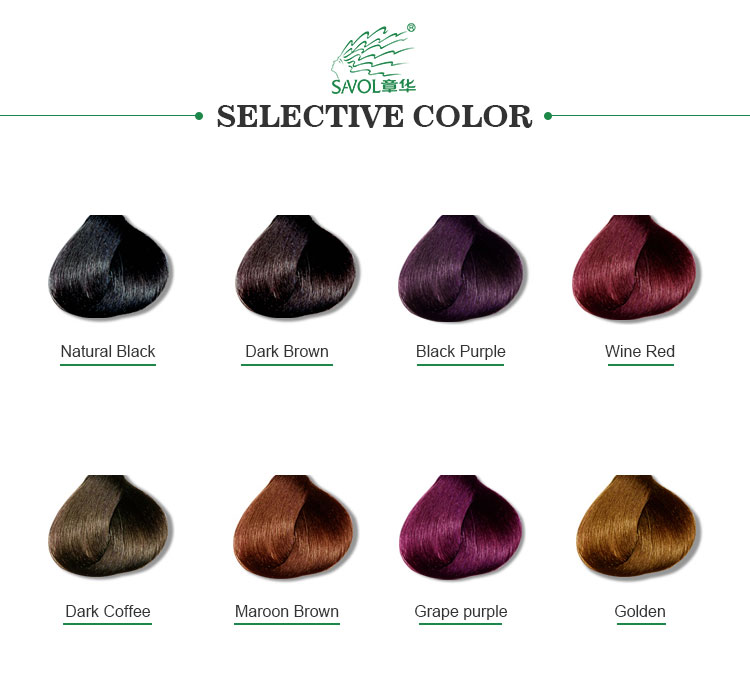 Best hair dye suppliers OEM service permanent hair color cream without ammonia