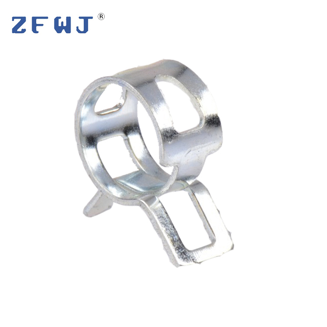 High quality safe durable small constant tension zinc plated spring band hose cl&  sc 1 st  Alibaba & spring clamps zinc plated-Source quality spring clamps zinc plated ...