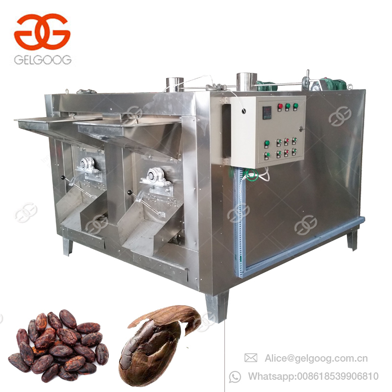 Gelgoog Automatic Dryer Toaster Cacao Roasters Drying