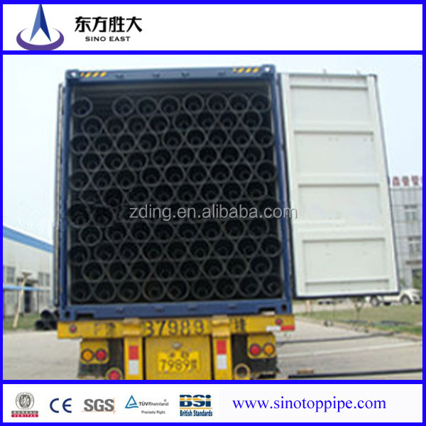 HDPE pipe for fuel gas and mining pipe