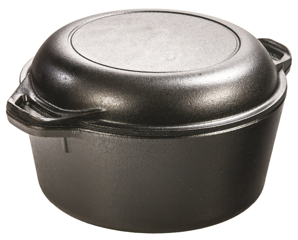 cast iron duch oven outdoor cookware