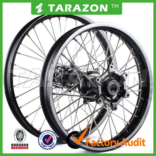 Wholesale Aluminum Alloy Front and Rear Wheels for CRF450X