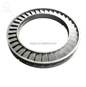 Turbocharger nozzle ring used for daihatsu diesel engine spare parts