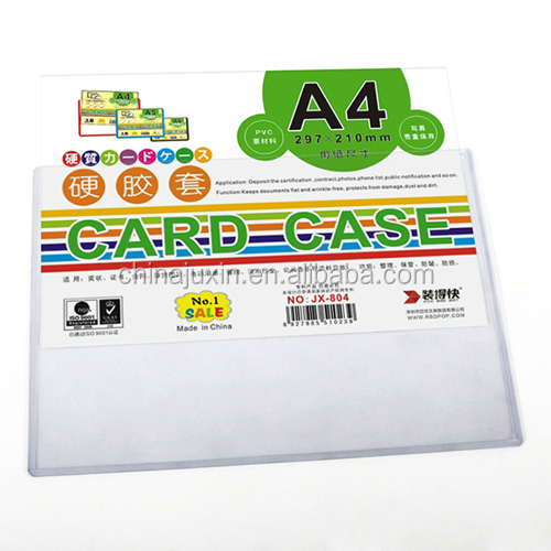 promo code 2271f 0d99b Hard Plastic Card Case A6 - Buy Plastic Card Case A6,Plastic Card Case  A6,Plastic Card Case A6 Product on Alibaba.com