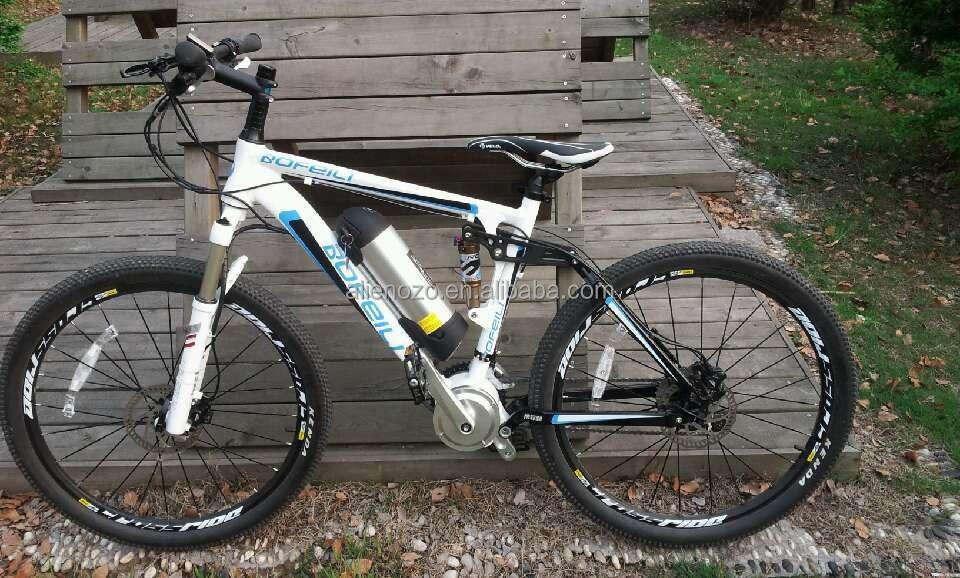 Top1 Mountain Electric Bike Design Mtb Brushless Motor