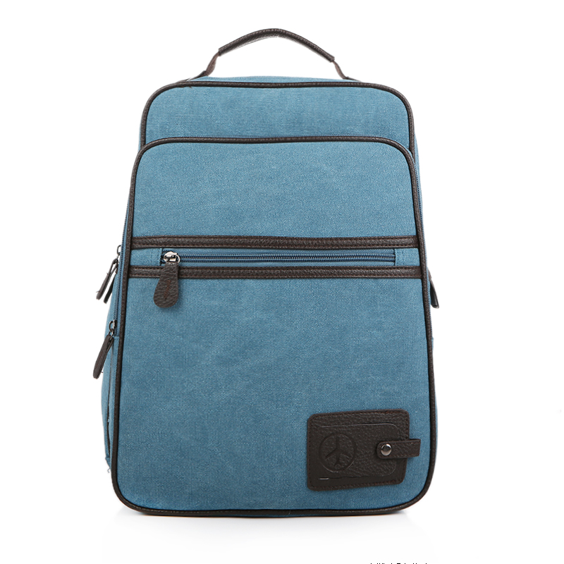 china supplier cheap college backpacks leisure of latest designs canvas backpack