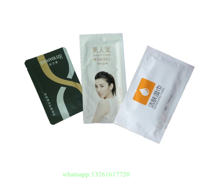 soft facial cleansing wipes skin care makeup remover wet tissue