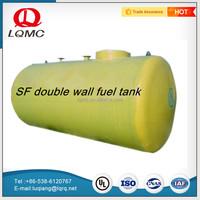 Lowest price 10000l double walled underground fuel storage tanks
