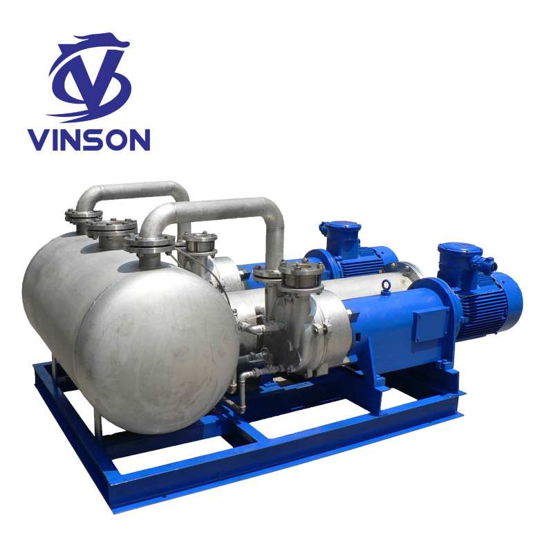 2BE1-353 Series Liquid ring vacuum pump of Chlor alkali plant
