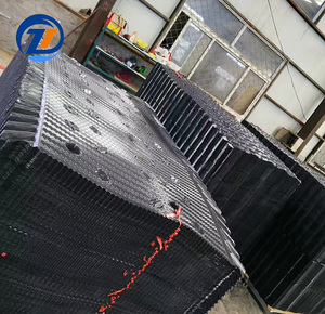Hot sale 1520mmx3048mm PVC infill for cooling tower fills