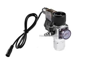 Superior Mini Co2 Regulator Solenoid for Aquariums, indoor garden and hydroponics