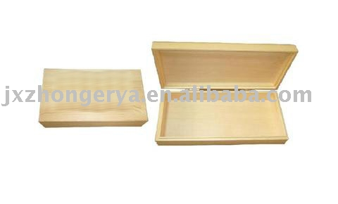 wooden box/boxes/food packaging