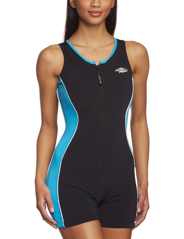 c91f9b873b Ladies Modest Swimsuit UPF 50+ - Women s Sleeveless Swimwear- UV Sun  Protection - Solartex