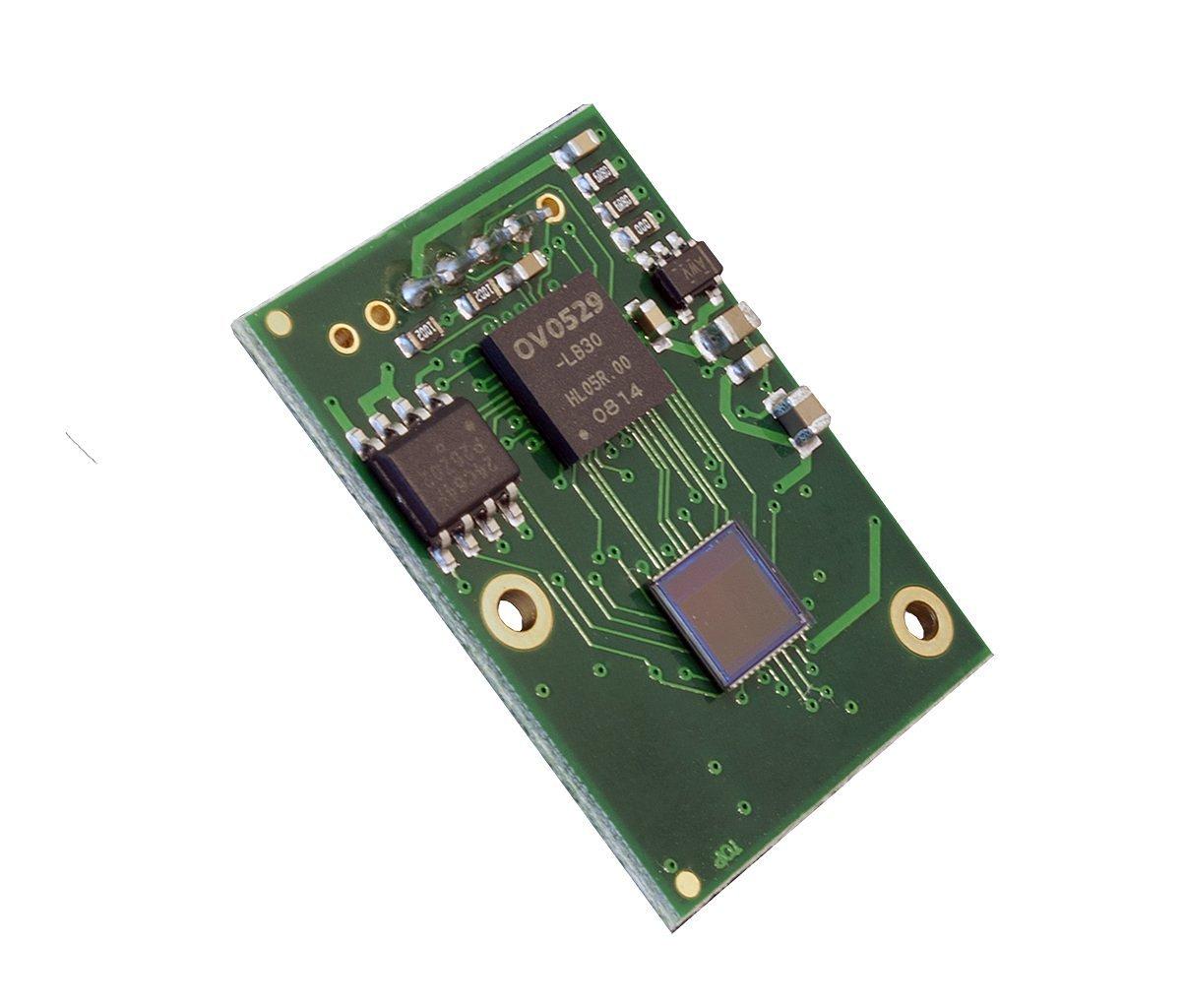 C329BW-UART-board Monochrome JPEG Compression VGA Camera Module (no lens)