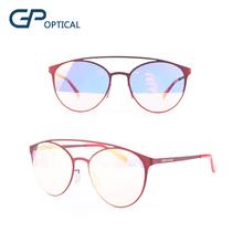 473feb08f GP8090 novo design de moda de boa qualidade óculos de sol colorido lente polarizada  óculos redondos