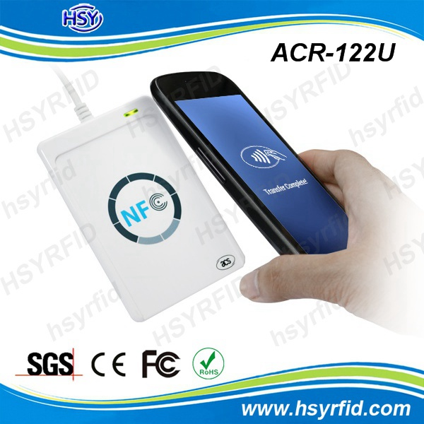 2015 newest 13.56Mhz Cost effective Free SDK full speed usb nfc reader and writer software