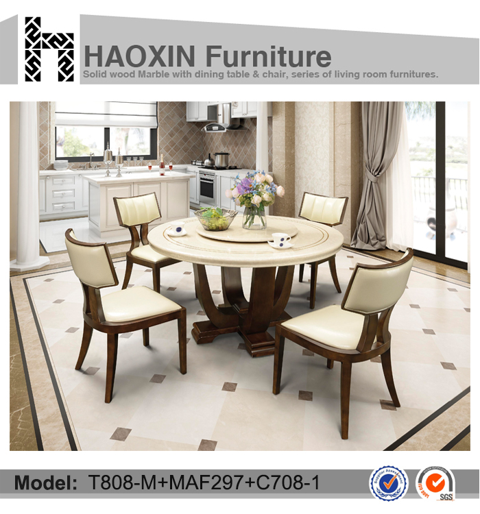 Modern Round Rotating French Types Of Dining Tables Designs U0026 White Gloss  Dining Table U0026 Used Part 88