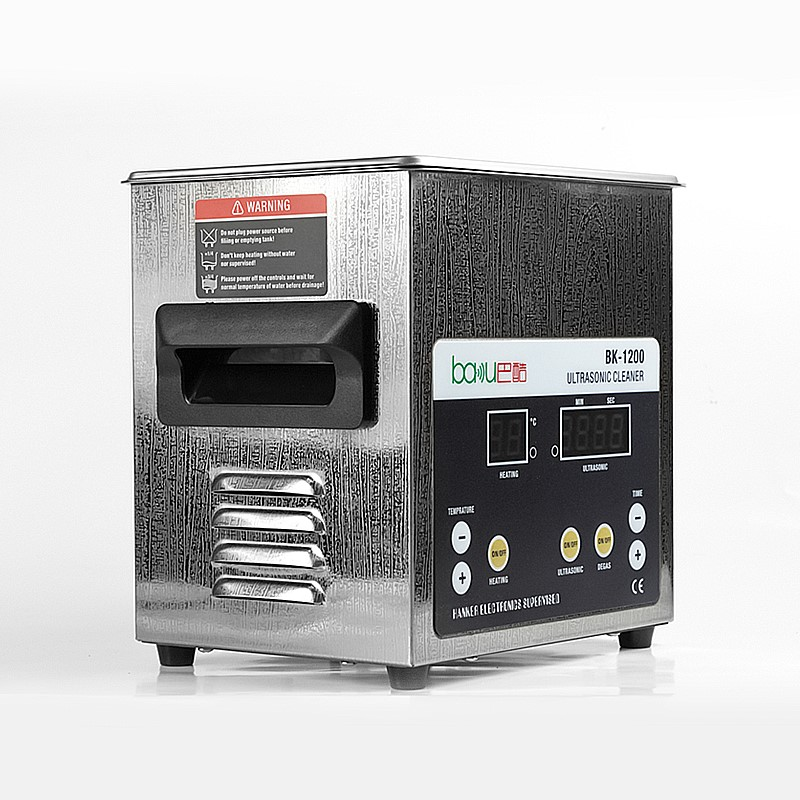 BAKU BK-1200 Portable Ultrasonic Blind Cleaner For Sale