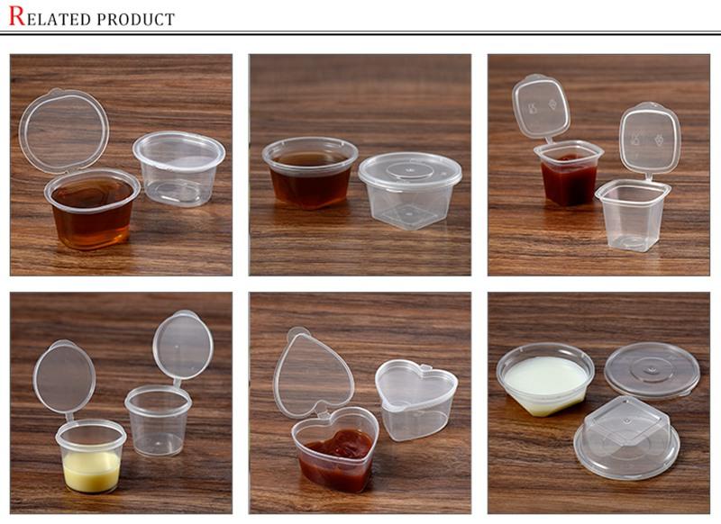 Sauce Bottles 1 Oz Plastic Cups With Lids Buy 1 Oz