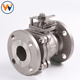 Micro Electronic Mixing Actuated Dn25 Ball Valve