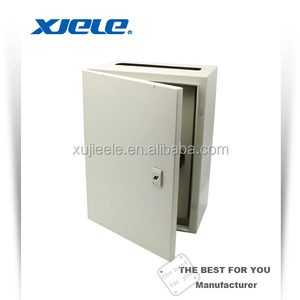 steel wall mount distribution box boards electrical control panel box