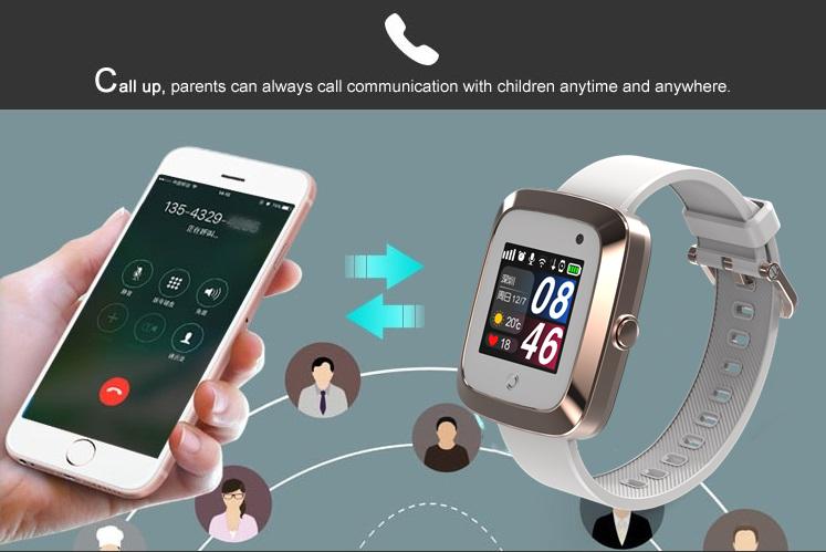 Лучшие продажи товары gsm сети монитор сердечного ритма gps часы для взрослых трекер для пожилых людей