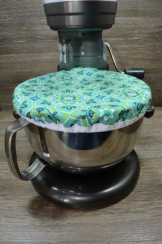 Eco-Friendly // Reusable //Medium Bowl Cover // Standing Mixer// Garden Grove