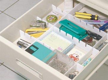 10 cm altura caj n separadores cajones de almacenamiento for Separadores cajones cocina