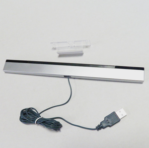 for Nintendo Wii USB Sensor bar for Wii U Wired LED Infrared ray motion