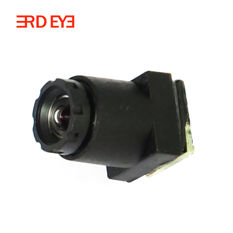 170 Deg fisheye mini CCTV night vision camera module 520TVL security camera 12V