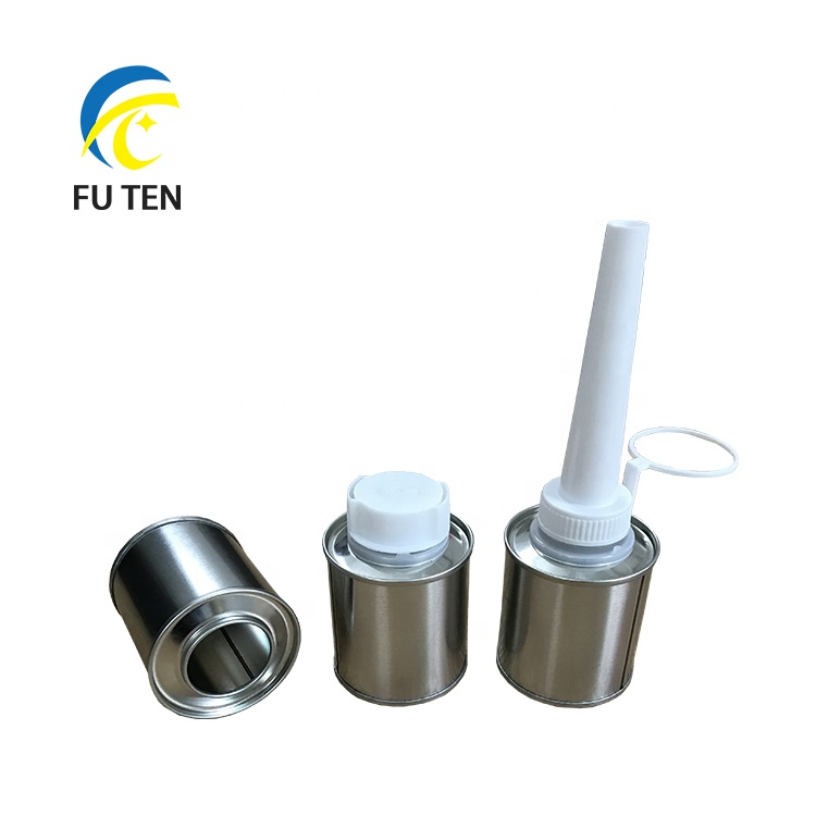 Best selling Tinplate Metal Type Empty aerosol can for automobile fuel system carbon deposit cleaner