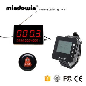 Mindewin Wireless Alarm Systems Service for Restaurant and Hospital