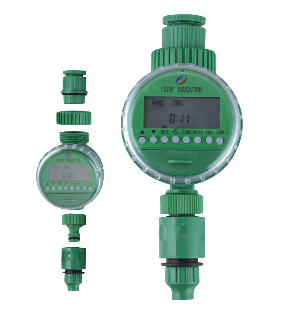 Garden Drip Irrigation System Glass Globe Electronic Water Timer