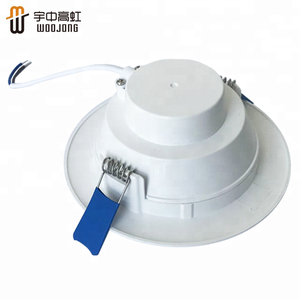 Led downlight with driver 200mm conversion plate for dob led downlight