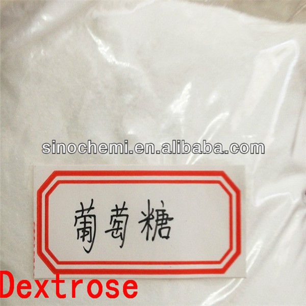 ISO Manufacture High Purity 99% Dextrose Anhydrous in Food Industry