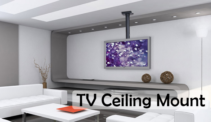 dvd tv contemporary floor ceiling for to pin with mount holder player