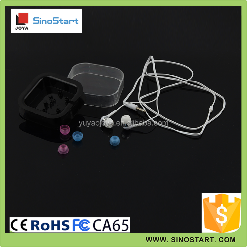 Custom headphone with 3.5mm plug wholesale for gifts from China