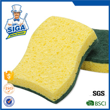 Mr.SIGA Hot Selling Kitchen Sponge Abrasive Scouring Pad