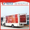 CHEAPER! DFAC 4x2 truck mobile advertising led display, LED truck with low price