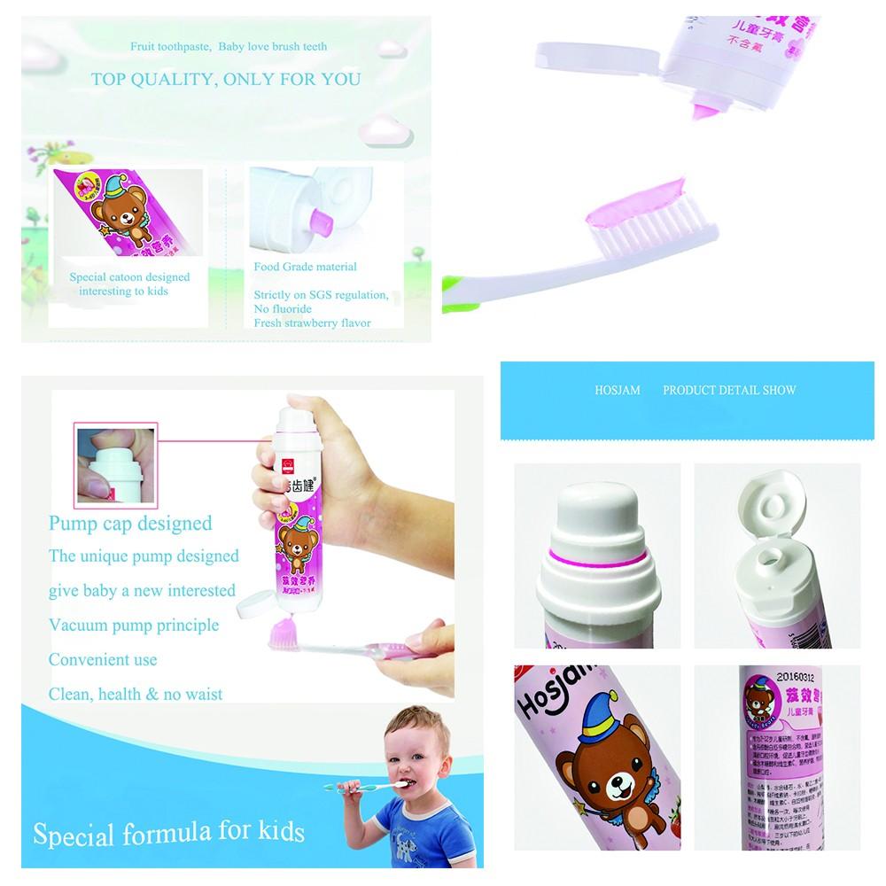 Food Grade Gel Apple Rasa Anak Dan Merek Pasta Gigi Childrens Tooth Paste Dengan
