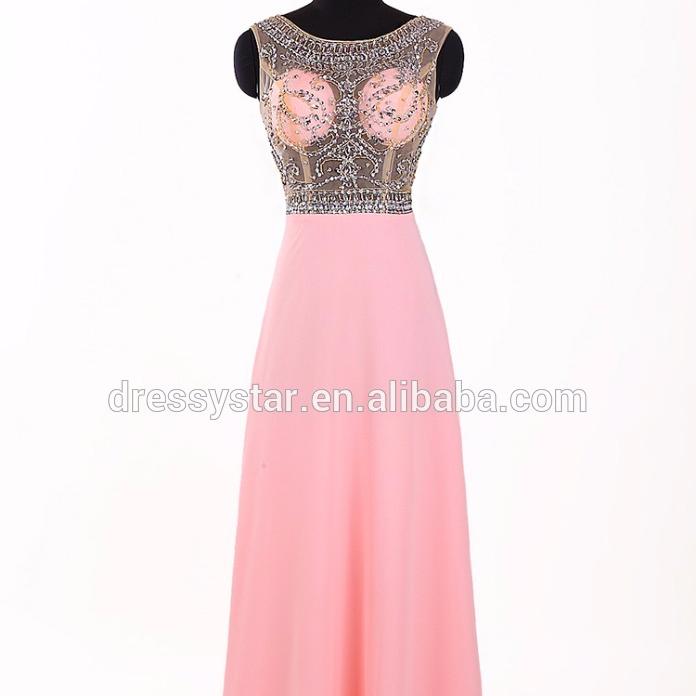 Venta al por mayor vestidos coral largo-Compre online los mejores ...