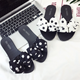 Elegant flat shoes summer bowknot casual lady fashion woman slipper fancy flower sandals