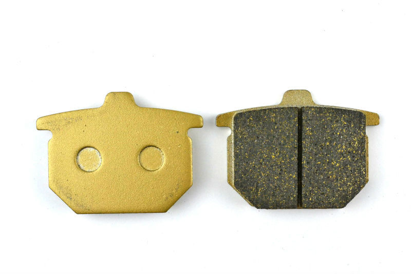 Motorcycle Organic Brake Pads For HARLEY DAVIDSON XLS 1000 Anniversary 1982 Rear High Quality OEM New Free shipping