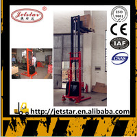 Walkie new model Semi electric Pallet Stacker forklift