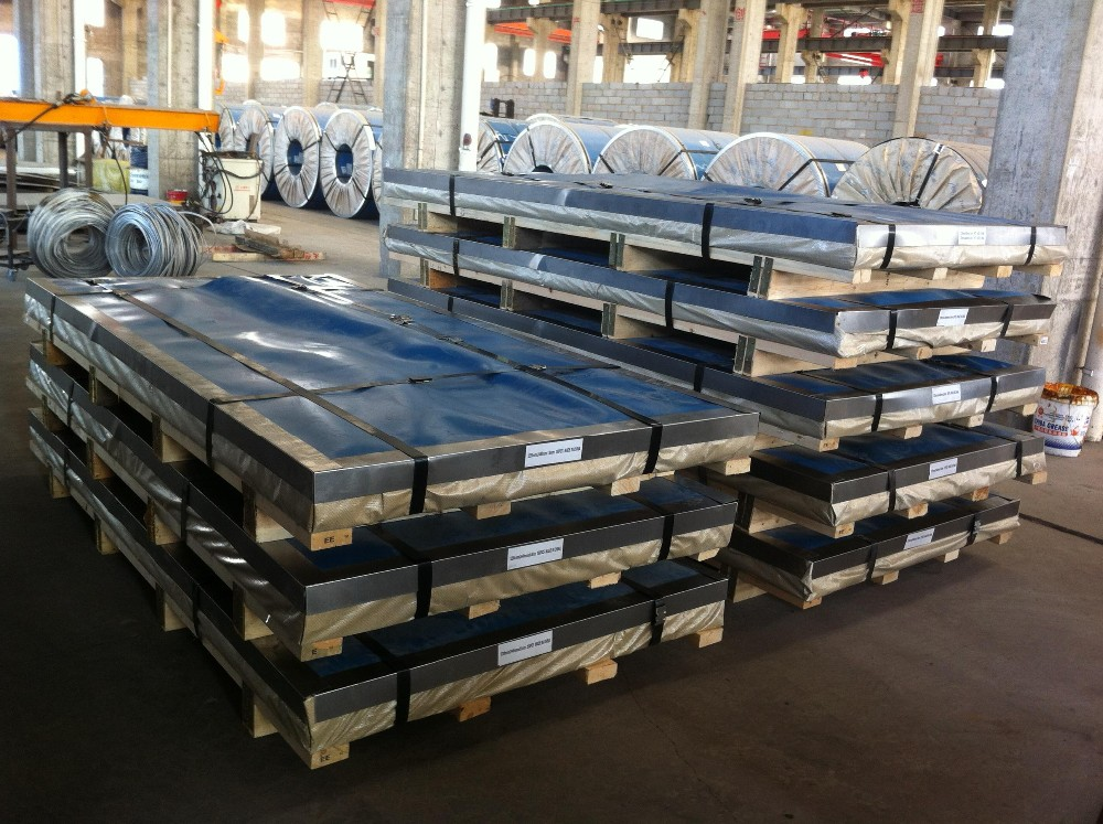 LK Stainless steel plate packing